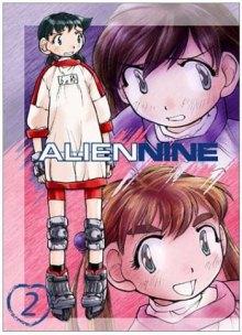 Читать мангу Alien 9 / Alien Nine / Инопланетяне в школе № 9 онлайн