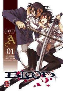 Читать мангу Blood + Adagio / Кровь + А онлайн