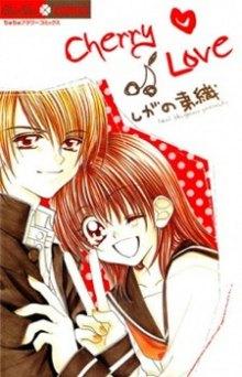 Читать мангу Cherry Love / Вишневая любовь онлайн