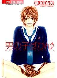 Читать мангу An Illustrated Book of Boys / Otokonoko Zukan / Всё о звере онлайн