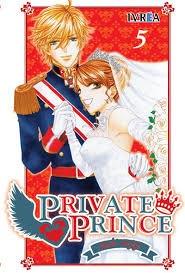 Читать мангу Private Prince / Мой личный принц онлайн