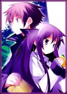 Читать мангу The Skies of the Rising Half-Moon / Hanbun no Tsuki ga Noboru Sora / Ночь восходящей луны онлайн
