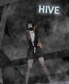 Читать мангу Hive / Улей онлайн