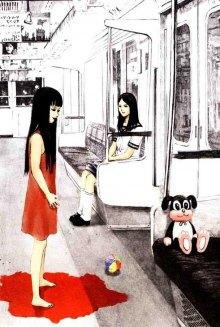Читать мангу Jisatsu Circle / Suicide Club / Клуб самоубийц онлайн
