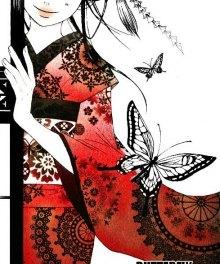 Читать мангу Mademoiselle Butterfly / Мадемуазель Бабочка онлайн