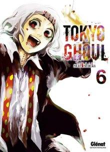 Читать мангу Tokyo Ghoul / Токийский гуль / Toukyou Kushu / Токийский монстр [The END] онлайн