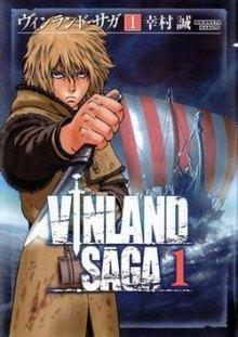 Читать мангу Vinland Saga / Сага о Винланде онлайн