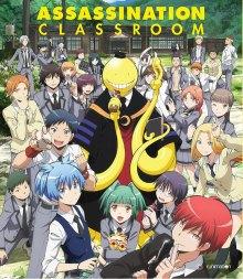 Читать мангу Assassination Classroom / Класс убийц онлайн