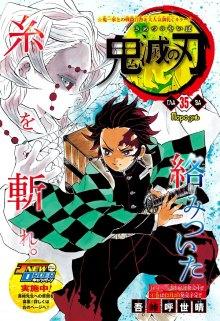Читать мангу Blade of Demon Destruction / Клинок, рассекающий демонов / Kimetsu no Yaiba онлайн