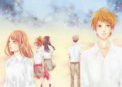Манга: Orange (Takano Ichigo) / Orange