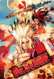 Читать мангу Dr. Stone / Доктор Стоун онлайн