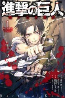 Читать мангу Attack on Titan: A Choice with No Regrets / Вторжение гигантов. Выбор без сожалений / Shingeki no Kyojin: Kuinaki Sentaku онлайн