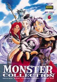 Читать мангу Monster Collection / Коллекция монстров / Monster Collection ~Majuutsukai no Shoujo~ онлайн