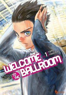 Читать мангу Welcome to the Ballroom / Добро пожаловать в бальный зал /  Ballroom e Youkoso онлайн