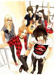 Читать мангу Teen Spirit / Дух молодёжи онлайн