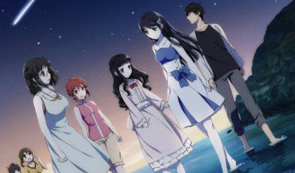 Новость про аниме фильм Непутёвый ученик в школе магии: Взывающая к звёздам и трейлер