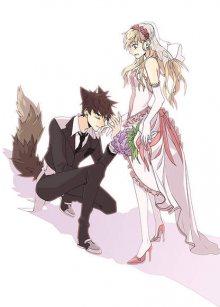 Читать веб-манхву Bride of the wolf / Невеста волка / Neugdaeui sinbu онлайн бесплатно