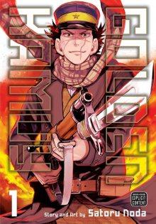 Анонсирована аниме-адаптация манги Golden Kamuy за авторством Сатору Ноды.