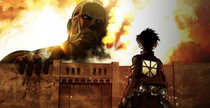 Манга новость по манге и аниме Attack on Titan / Атака титанов / Shingeki no Kyojin