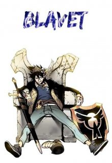 Постер к комиксу Blavet / Блаве
