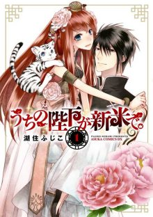 Читать мангу Her Highness Is a Novice / Её высочество - новичок  / Uchi no Heika ga Shinmai de онлайн