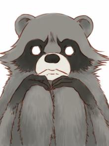 Читать мангу Raccoon Aman / Енот Аман / Aman онлайн