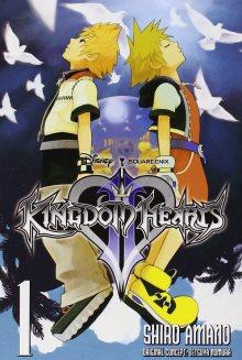 Читать мангу Kingdom Hearts II / Королевство Сердец II / Kingdom Hearts 2 онлайн