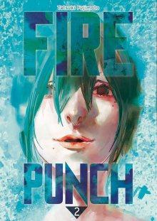 Читать мангу Fire punch / Огненный удар онлайн