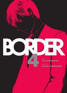 Читать мангу Border / Грань - между жизнью и смертью онлайн бесплатно