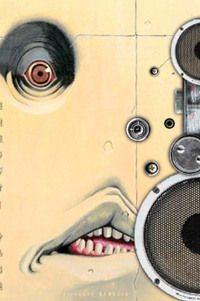Постер к комиксу After Effects Radio / Радио Болезненный отклик / Kouishou Rajio