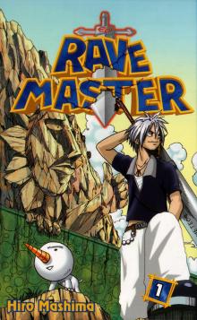 Читать мангу Rave Master / Рэйв Мастер онлайн