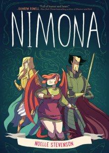 Читать мангу Nimona / Нимона онлайн