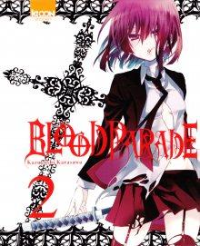 Читать мангу Blood Parade / Парад Крови онлайн