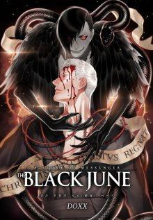 Постер к комиксу The Black June / Чёрный июнь