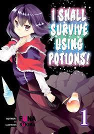 Постер к комиксу I Shall Survive Using Potions! / Я выживу с помощью зелий!