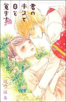 Читать мангу I Wake Up With Your Kiss / Я проснусь от твоего поцелуя / Kimi no Kiss de Me o Samasu онлайн