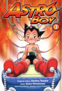 Читать мангу Astro Boy: Mighty Atom / Астробой: Могучий Атом / Tetsuwan Atom онлайн