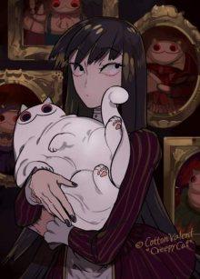 Creepy Cat - Cat and my strange life / Жуткий кот - Кот и моя странная жизнь