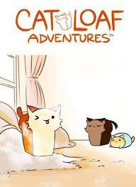 Постер к комиксу Cat Loaf Adventures / Приключения Кота Буханки