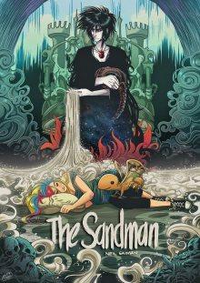 Читать мангу The Sandman / Песочный Человек онлайн