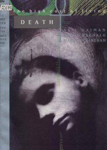 Читать мангу Death - The High Cost of Living / Смерть - Высокая цена жизни онлайн