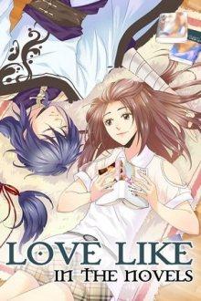 Читать мангу Love Like In The Novels / Любовь как в романе онлайн