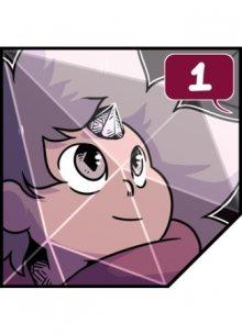 Постер к комиксу Steven Universe dj - Ask WhitePearl and Steven / Аск Белого Жемчуга и Стивена