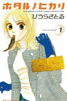 Читать мангу Glow of the Fireflies / Мерцание светлячков / Hotaru no Hikari онлайн