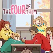 The four of Them / Четверо из них